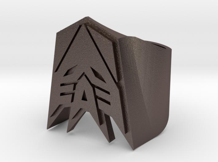 [Transformer] Decepticon Ring size #9 3d printed