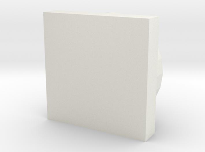 Circular Shape 3d printed
