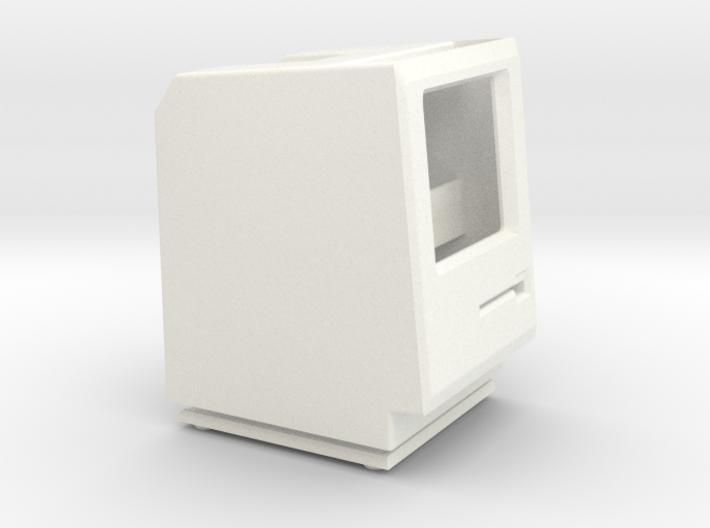 Macintosh 128k/512k/Plus iPod Nano dock 3d printed