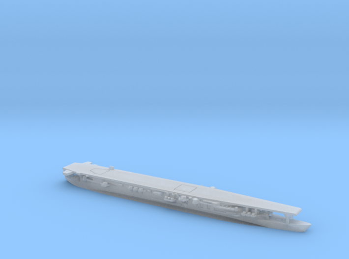 "IJN Aircraft Carrier ""Ryuho"" 1/2400  3d printed"