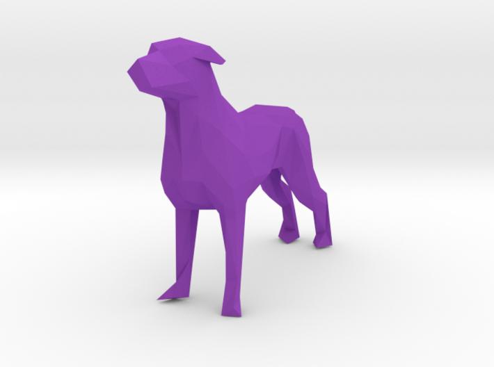 Ring Holder Dog 3d printed