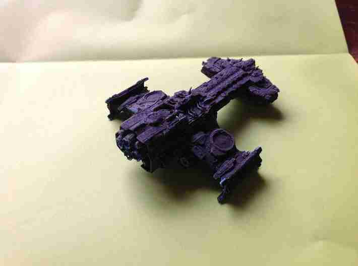 Hyperion BC 3d printed