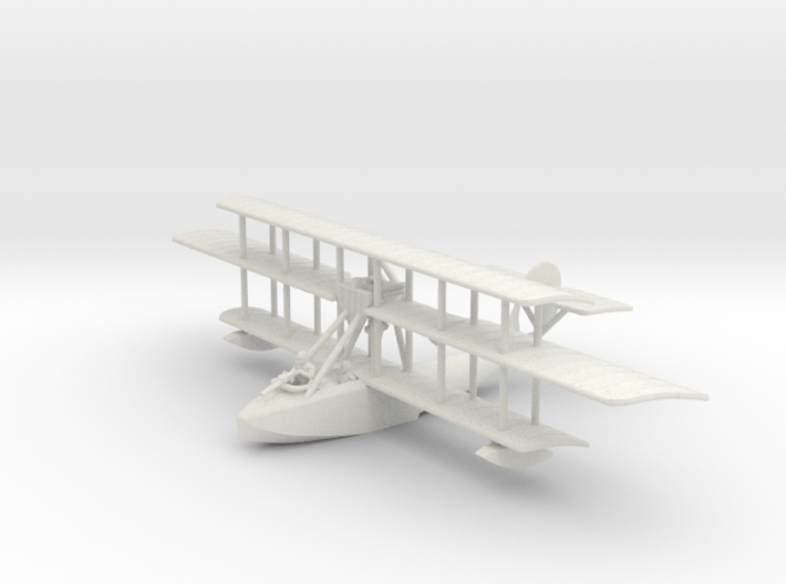 "Levy-Besson ""Alerte"" Flying Boat 3d printed 1:144 Levy-Besson ""Alerte"""