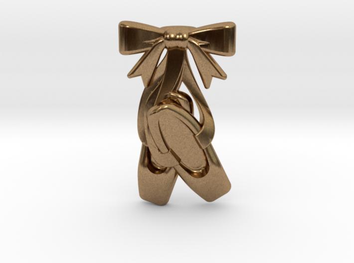 Ballet Shoes 3d printed