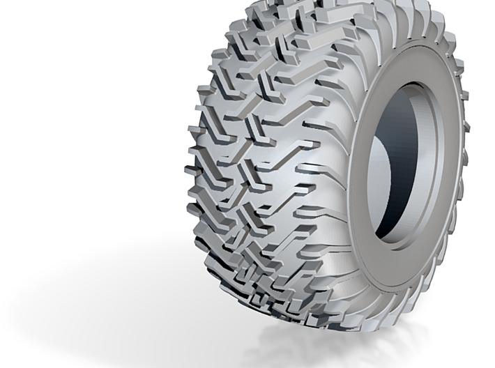 Steve Tyre 1 3d printed