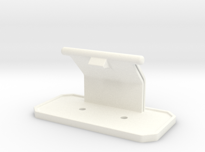 Plate Stand 3d printed