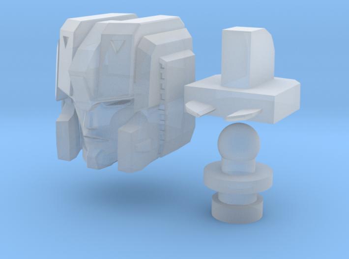 s_head 3d printed