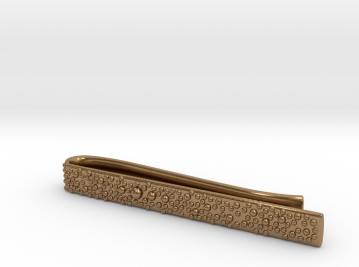 Ray Skin Tie Bar 3d printed