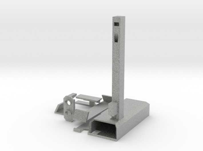 SBB-Lichtsignal für Märklin M-Gleis im Eigenbau 3d printed