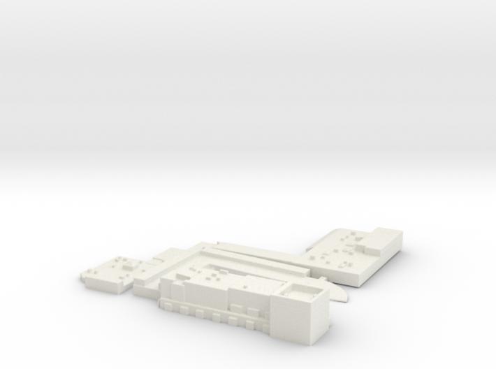 Austin-01-sample 3d printed