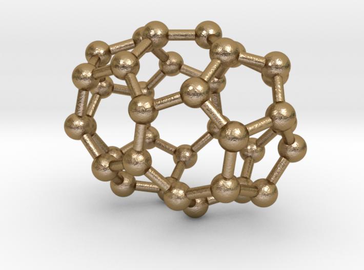 0030 Fullerene c36-02 d2 3d printed