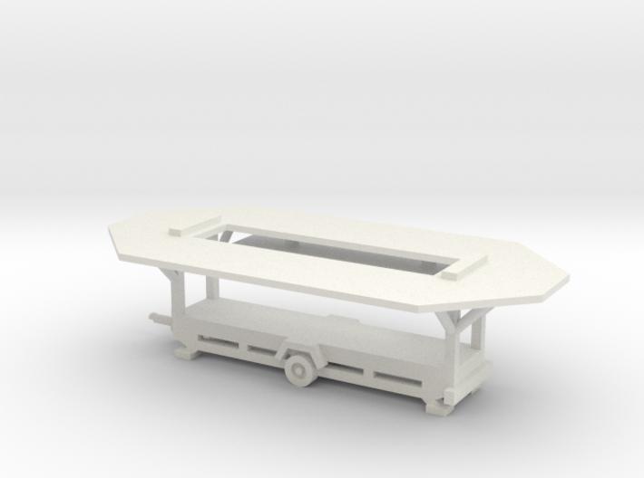 Verkaufswagen - 1:220 (Z scale) 3d printed