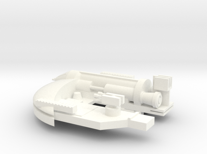 Jumpmaster Scout Transport 3d printed
