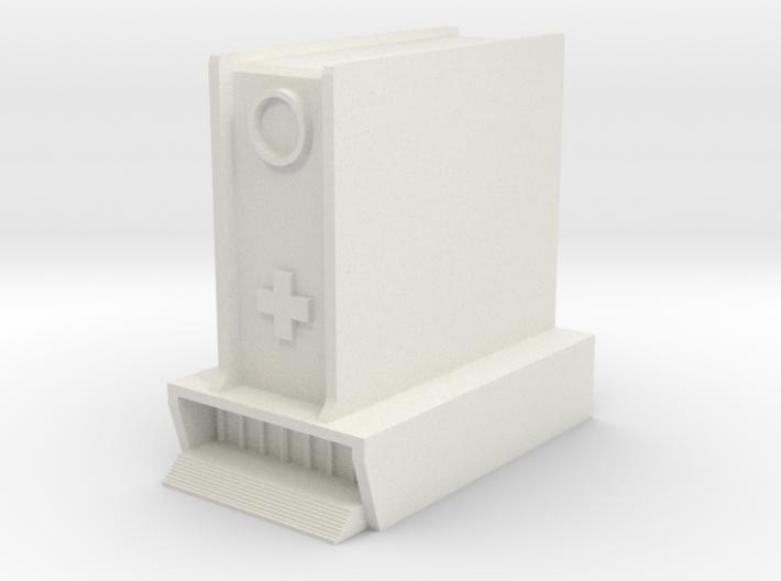 Hospital: Modular Center 3d printed