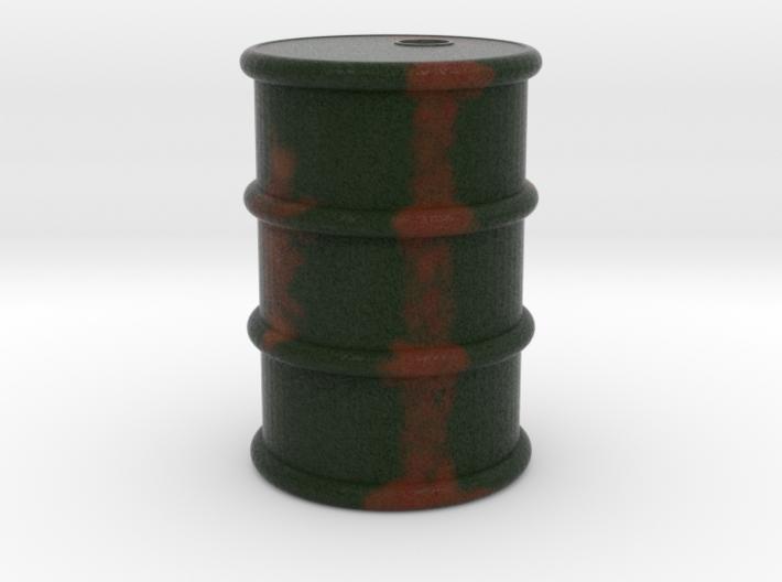 Game Piece, Power Grid, Oil Drum Token Type 1 3d printed