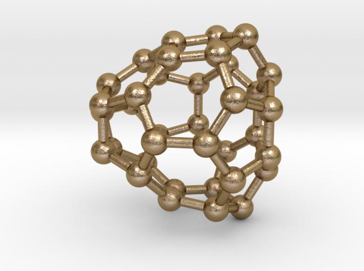 0036 Fullerene c36-08 cs 3d printed