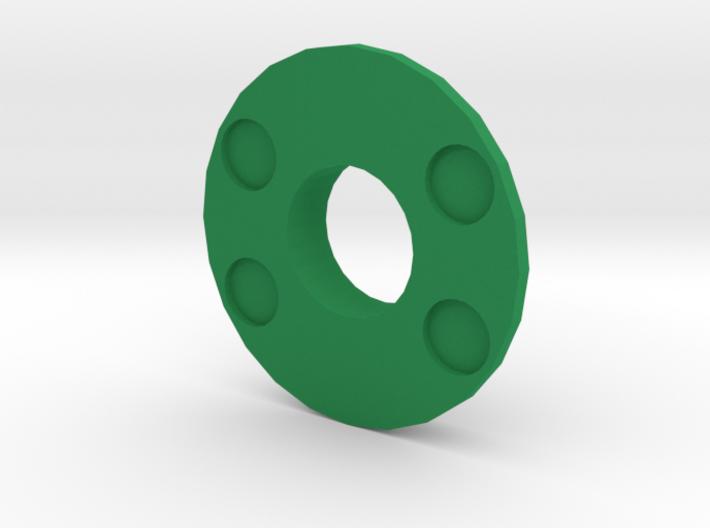 IGOR Spetsnaz Barrel Tip Without Lip 3d printed