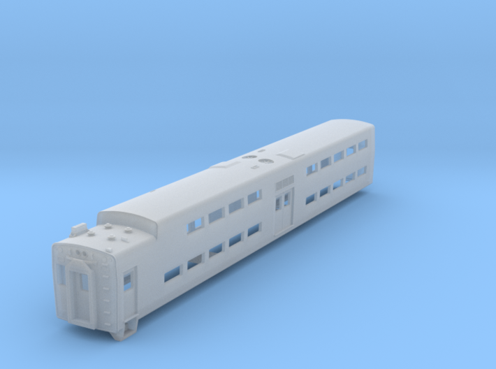 IC - Metra Highliner 3d printed