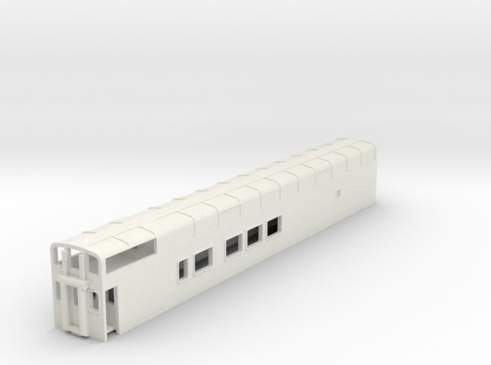1:160 Alaska Railroad #651 - 656 3d printed