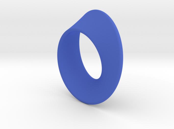 Moebius Band 1 cm 3d printed