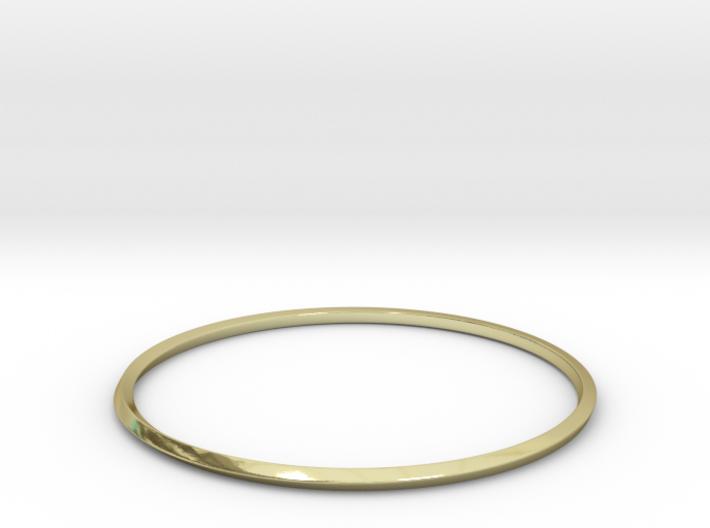 Mobius Bracelet 3d printed