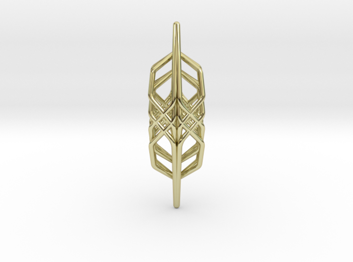 A-LINE Honeyfied, Pendant 3d printed