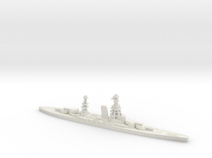 IJN Mikasa (Number 13BB) 1/1800 3d printed