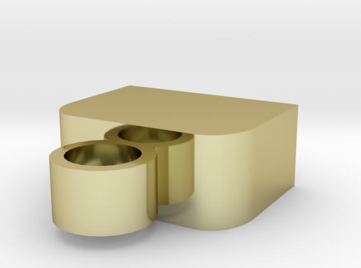 Usb Keyring Cap 3d printed
