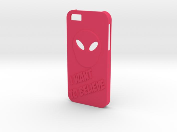 Iphone 5/5s Case Alien 3d printed
