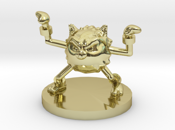 Primeape Pokemon 3d printed