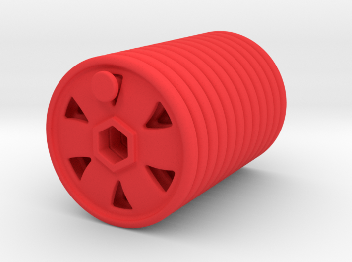 Replacement disc for Fisher Price Imaginext, 12pc 3d printed
