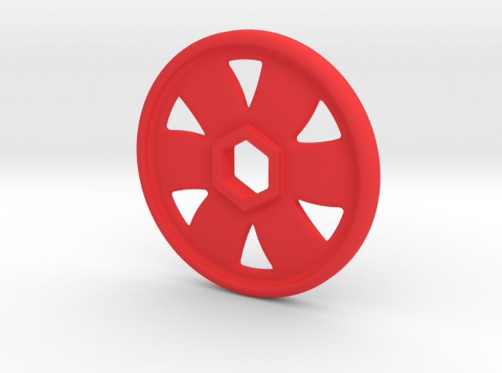 Replacement disc for Fisher Price Imaginext - Sing 3d printed
