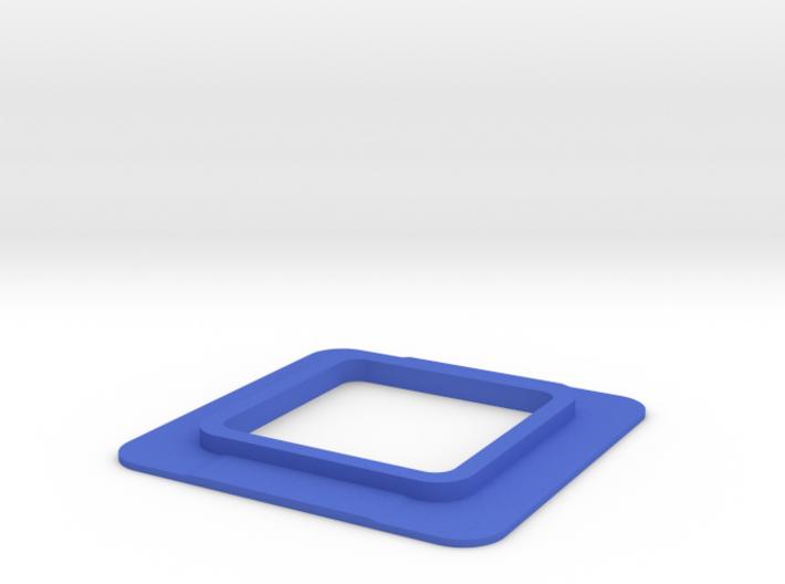 Spacer for Novoflex QPL-Video plate 3d printed