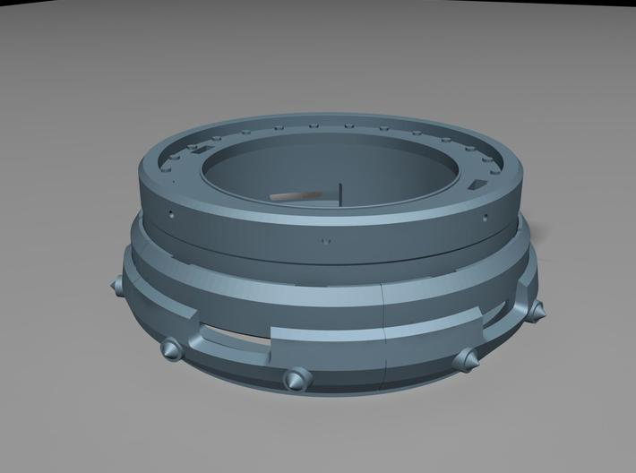 1:16 Early PANZER III CUPOLA 3d printed