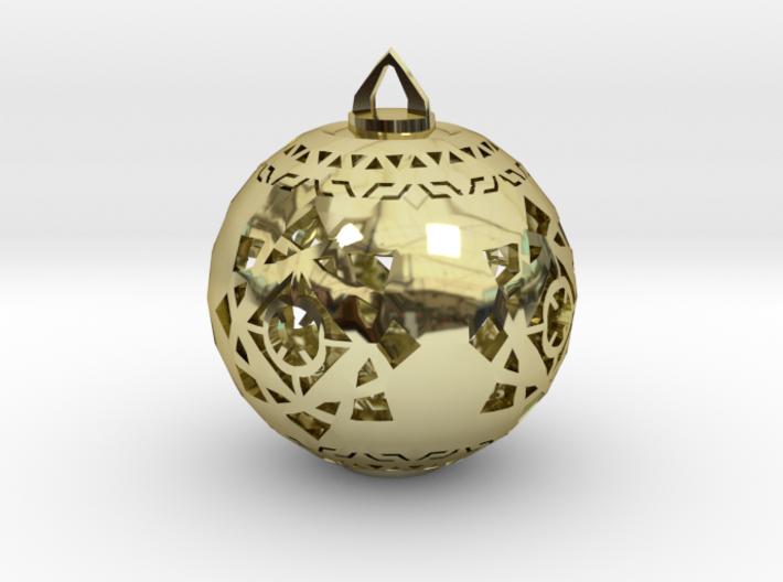 Scifi Ornament 1 3d printed