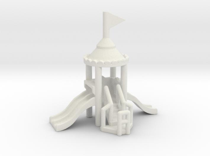 Spielplatz mini 1:220 (Z scale) 3d printed