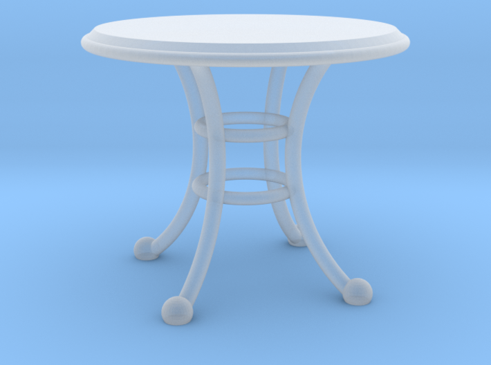 1:48 Rod Iron Table 3d printed