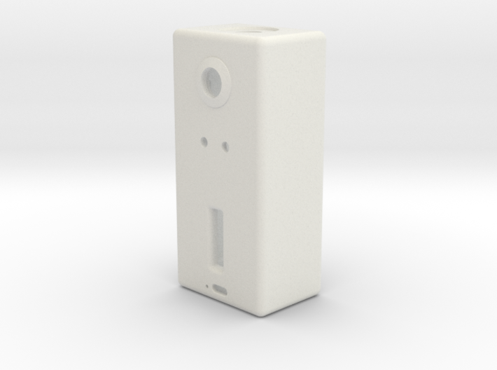 R2-DZNA40L Body 3d printed