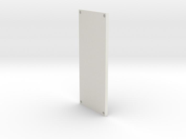 R2-DZNA40L Door 3d printed
