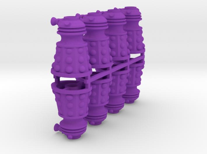 Dalek Post Version A 8x 3d printed