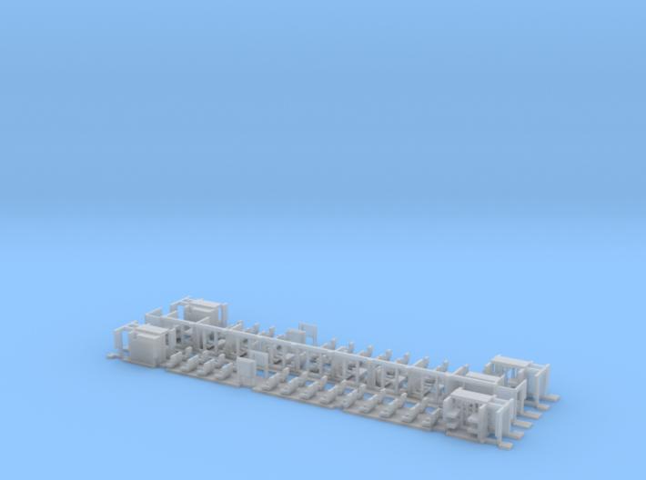 cmz8128 - LH Airport Express 2 3d printed