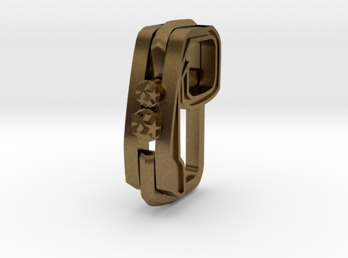 Pendant for rings 3d printed