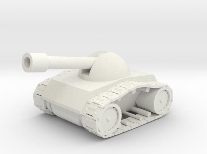 Tank-1 3d printed