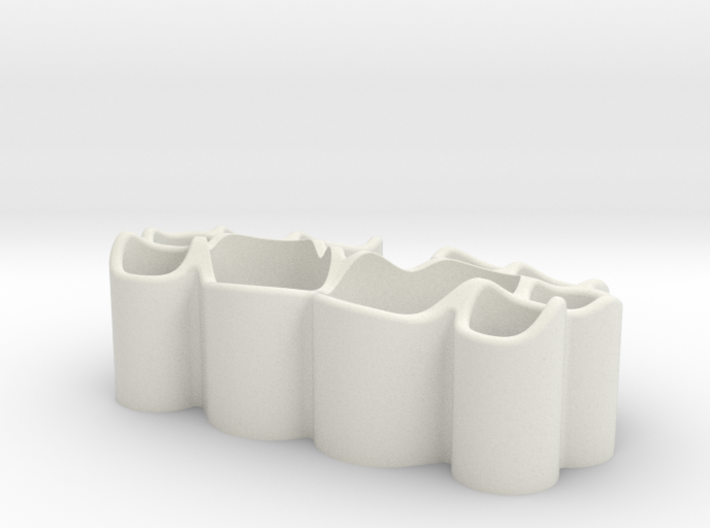 Bear feet penholder 3d printed