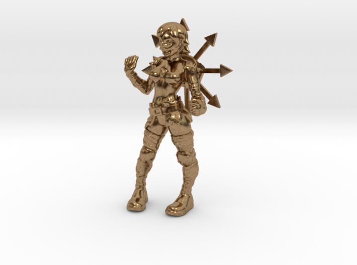 1/18 Cultist miniature 3d printed