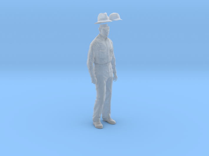 SE Fred Figure 3d printed