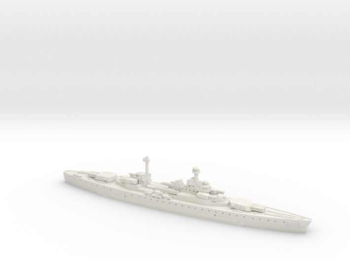 Asmara (Project 770) 1/2400 3d printed