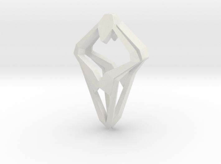 HEAD TO HEAD Prototype, Pendant 3d printed