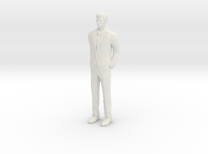 Half Scale Man Standing 3d printed