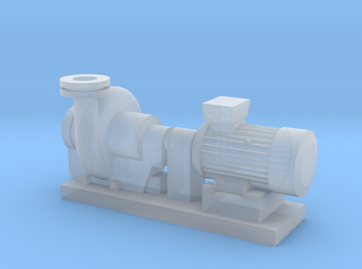 Centrifugal Pump #2 (Size 1) 3d printed